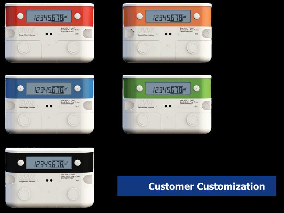 Customer Customization