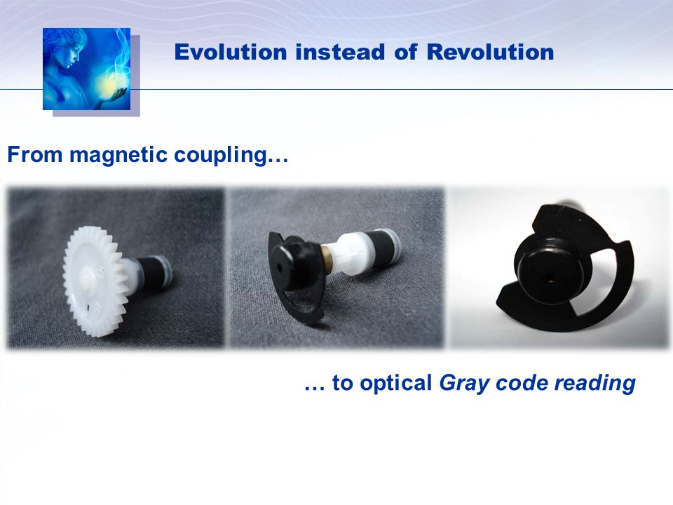 Evolution instead of Revolution
