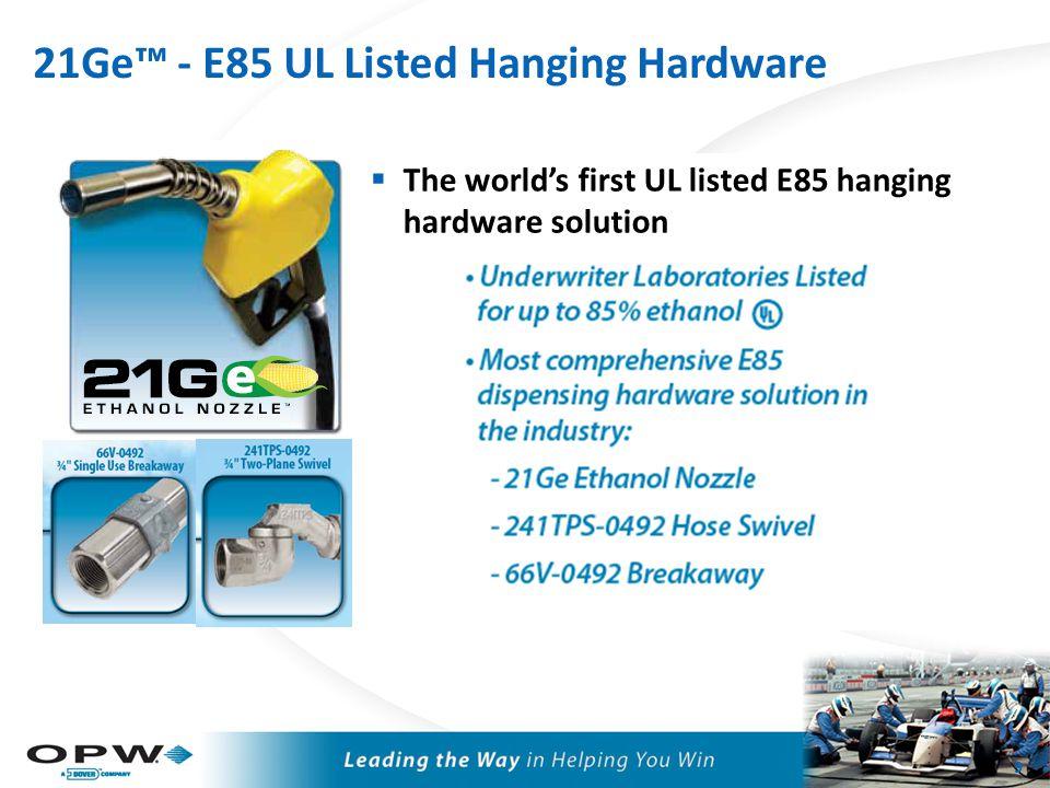 21Gu™ Diesel Exhaust Fluid Hanging Hardware - Nozzles