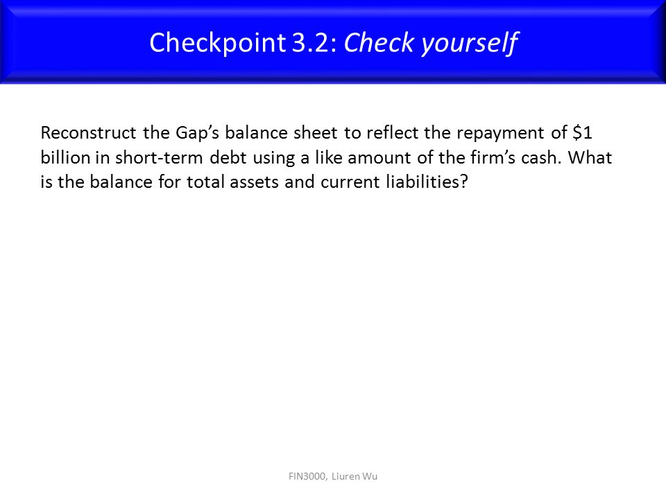Checkpoint 3.2: Check yourself