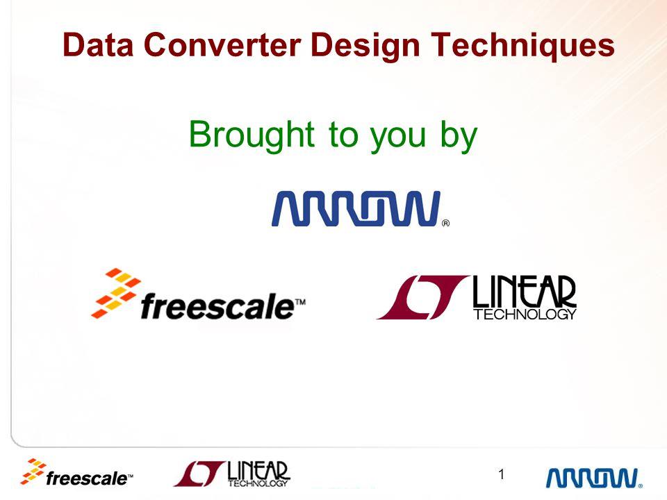 Data Converter Design Techniques