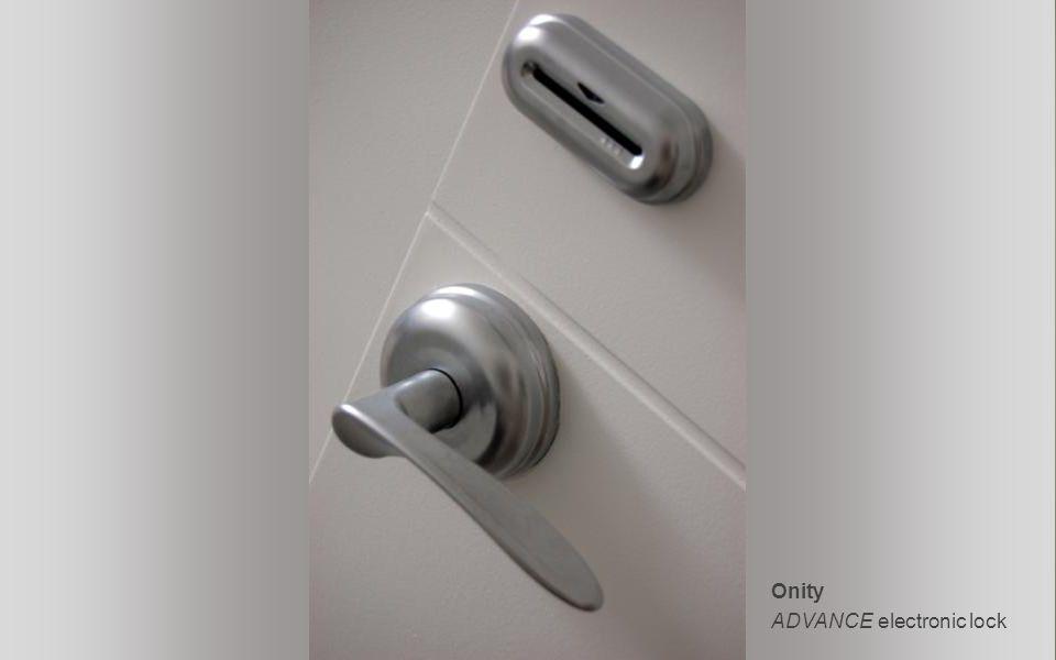 Onity ADVANCE electronic lock