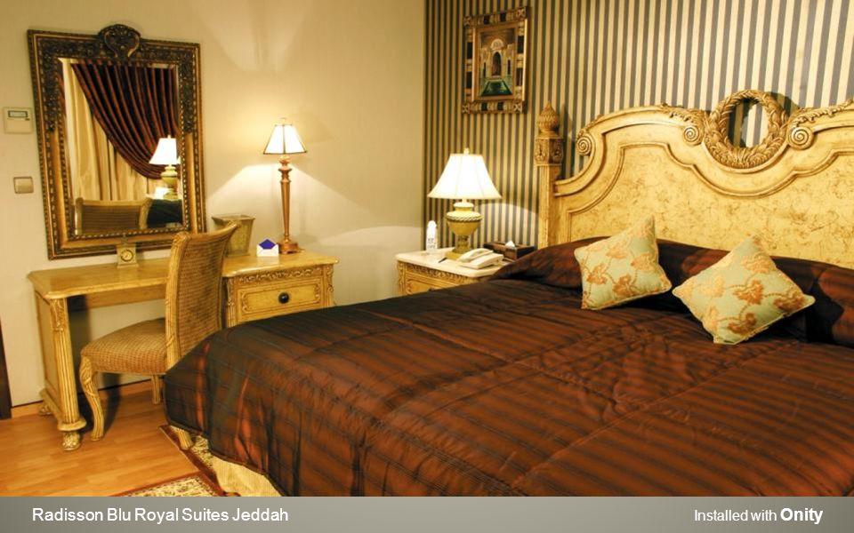 Radisson Blu Royal Suites Jeddah