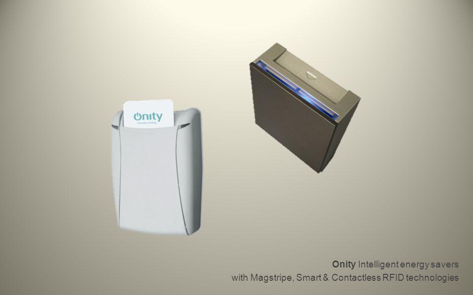 Onity Intelligent energy savers