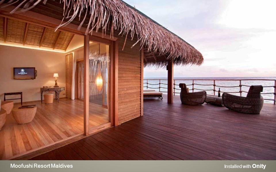 Moofushi Resort Maldives