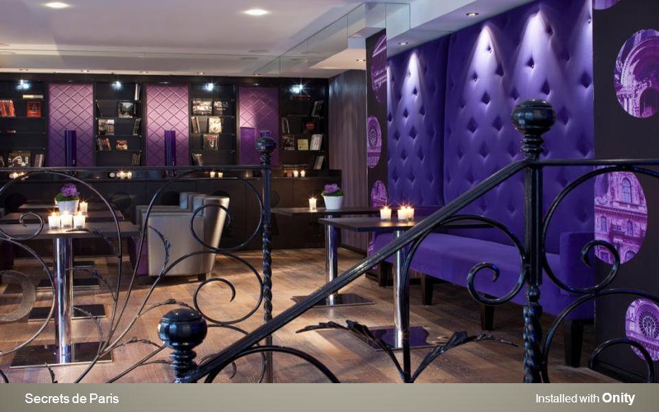 Secrets de Paris Installed with Onity