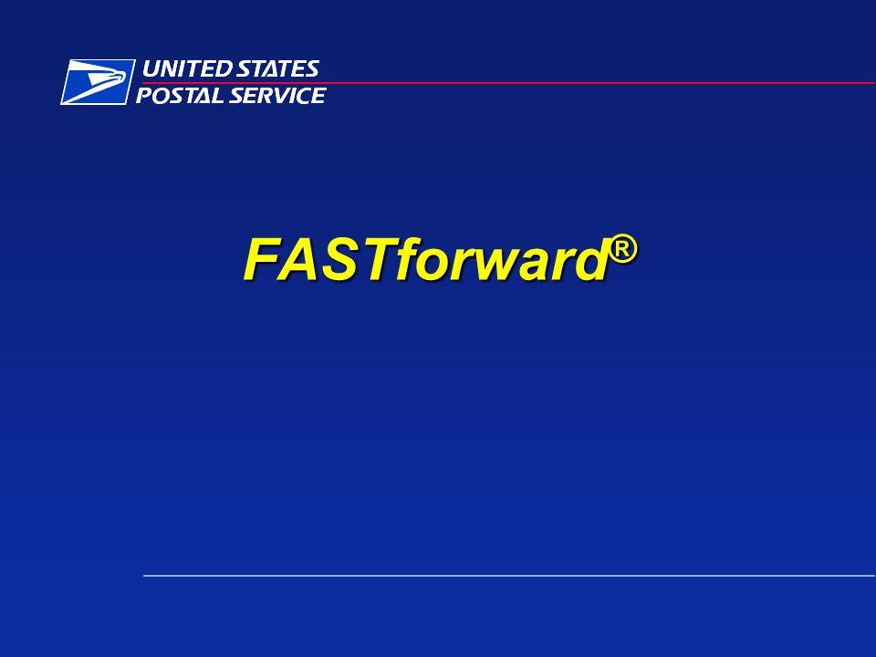 FASTforward®