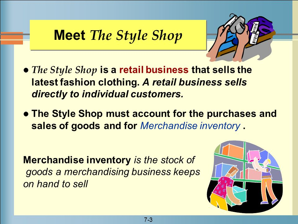 Meet The Style Shop