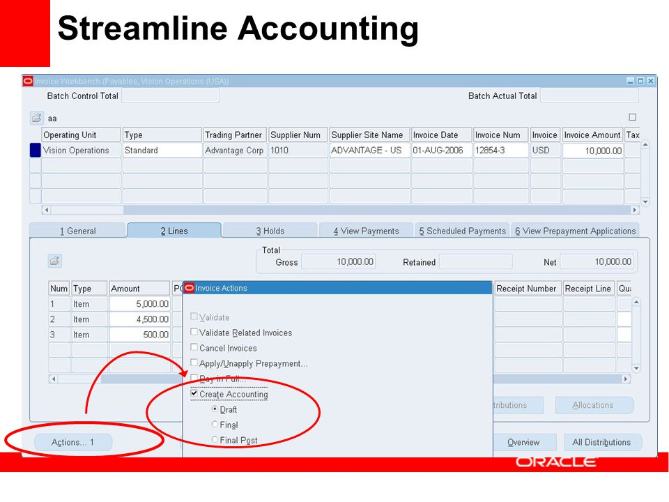 Streamline Accounting