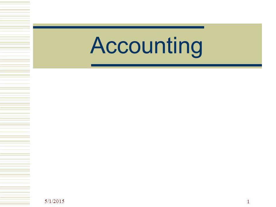 Accounting 4/13/2017