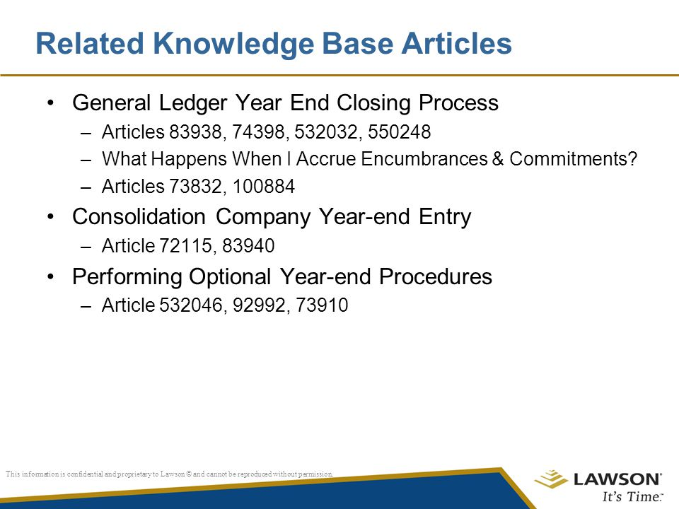 Related Knowledge Base Articles