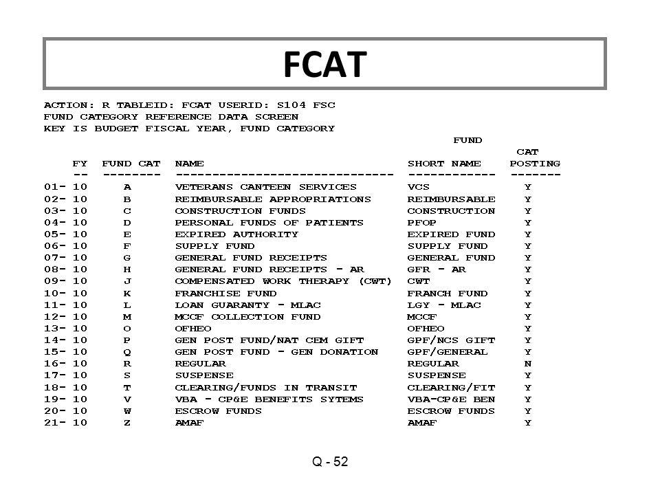 FCAT Q - 52