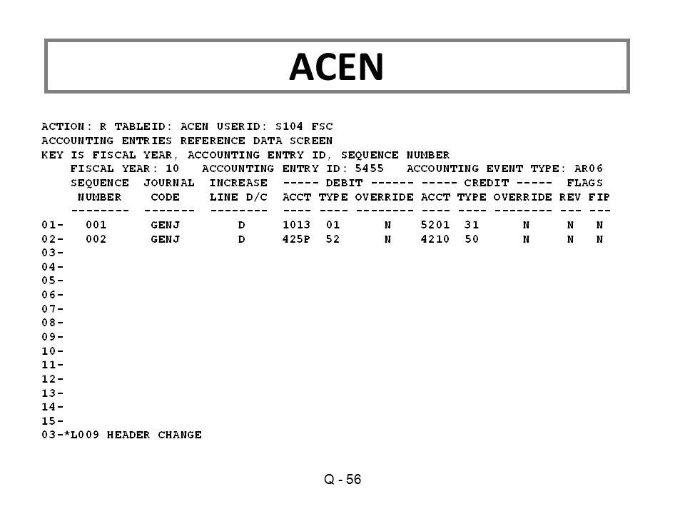 ACEN Q - 56