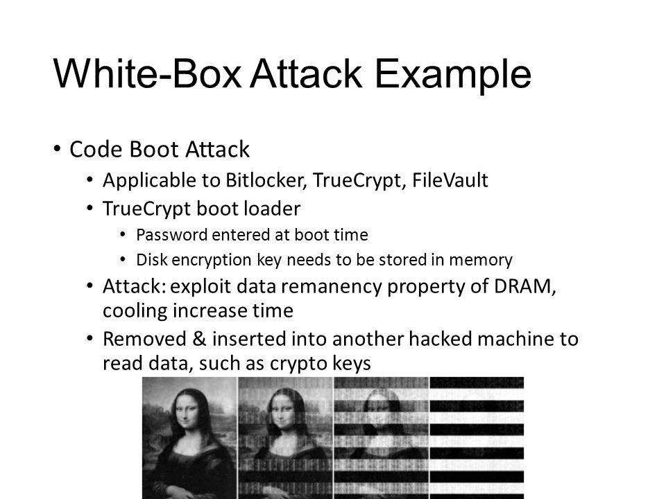 White-Box Attack Example