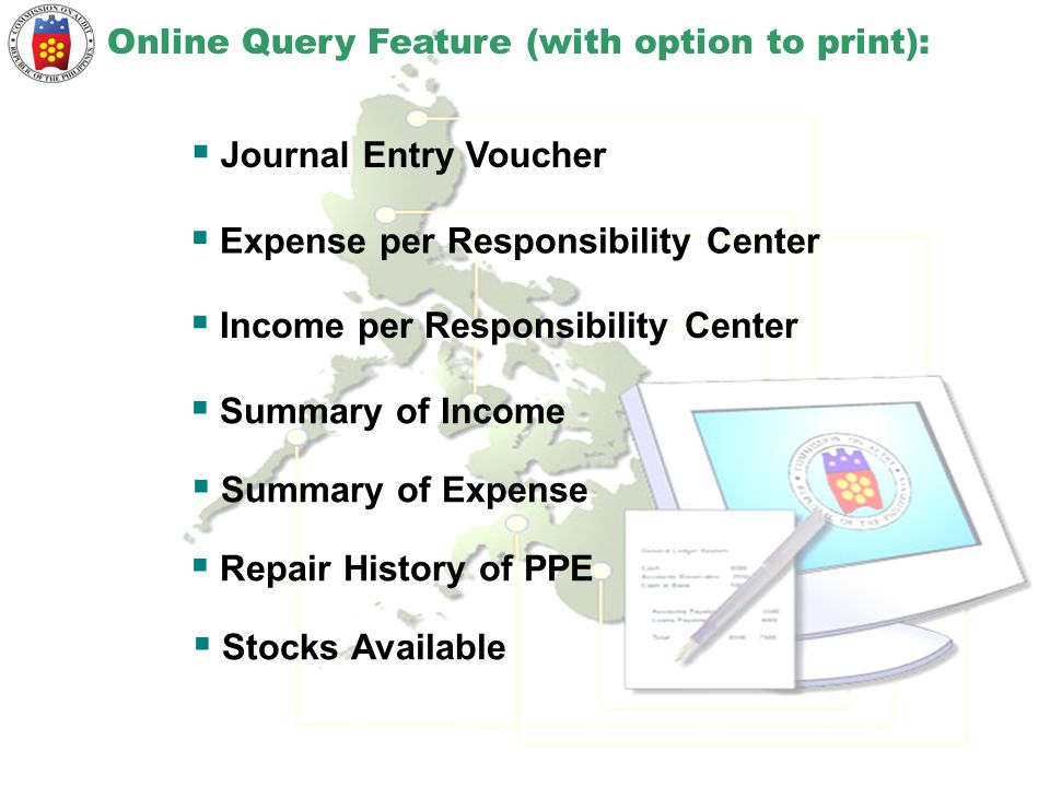 Expense per Responsibility Center Income per Responsibility Center