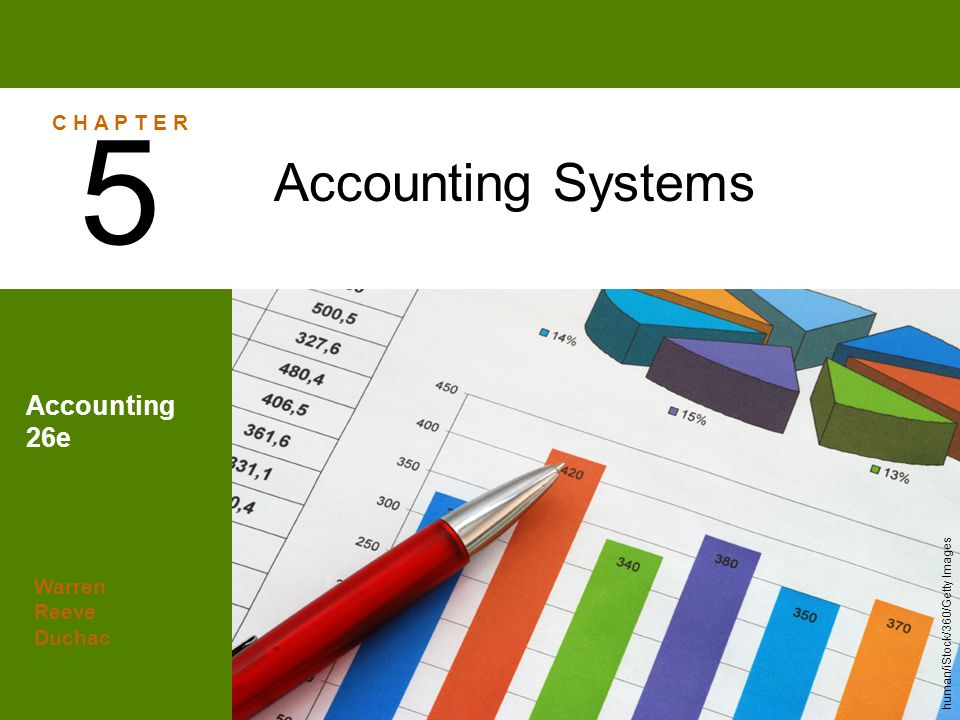 accounting system 1 Principles of accounting systems the accounting system of an organization the following steps are necessary when installing or changing an accounting system 1.