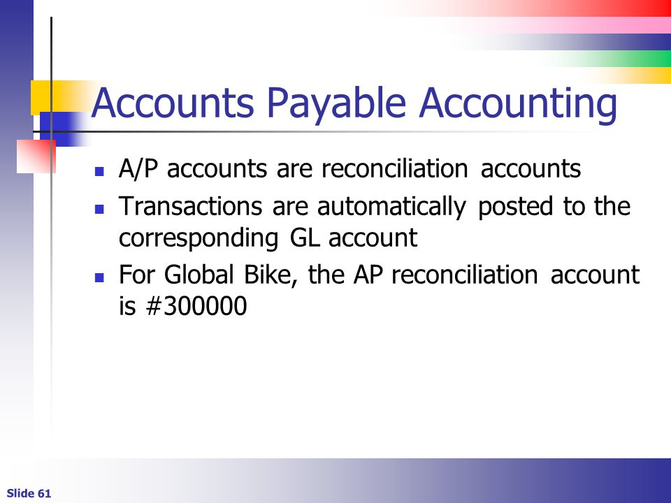 Accounts Payable Accounting