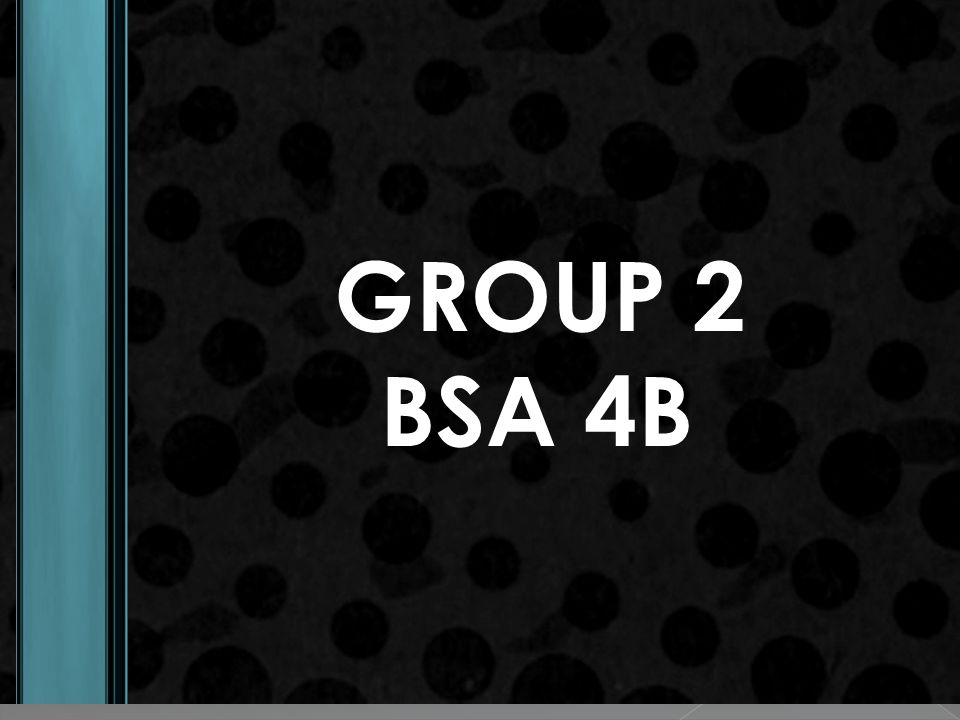 GROUP 2 BSA 4B
