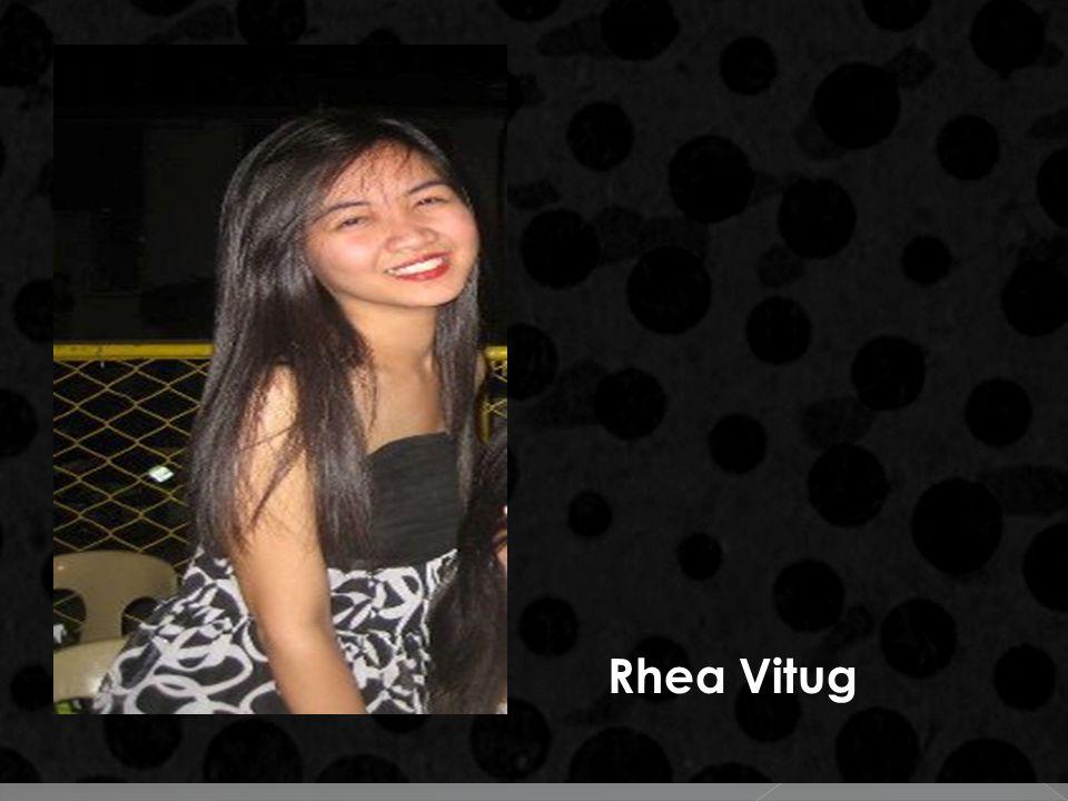 Rhea Vitug