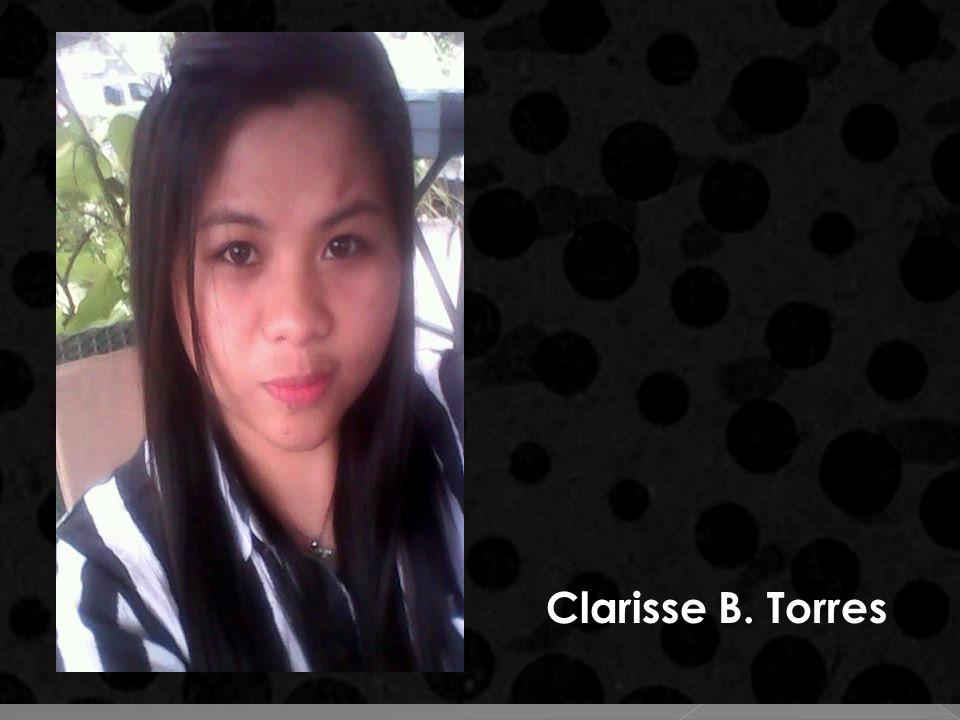 Clarisse B. Torres
