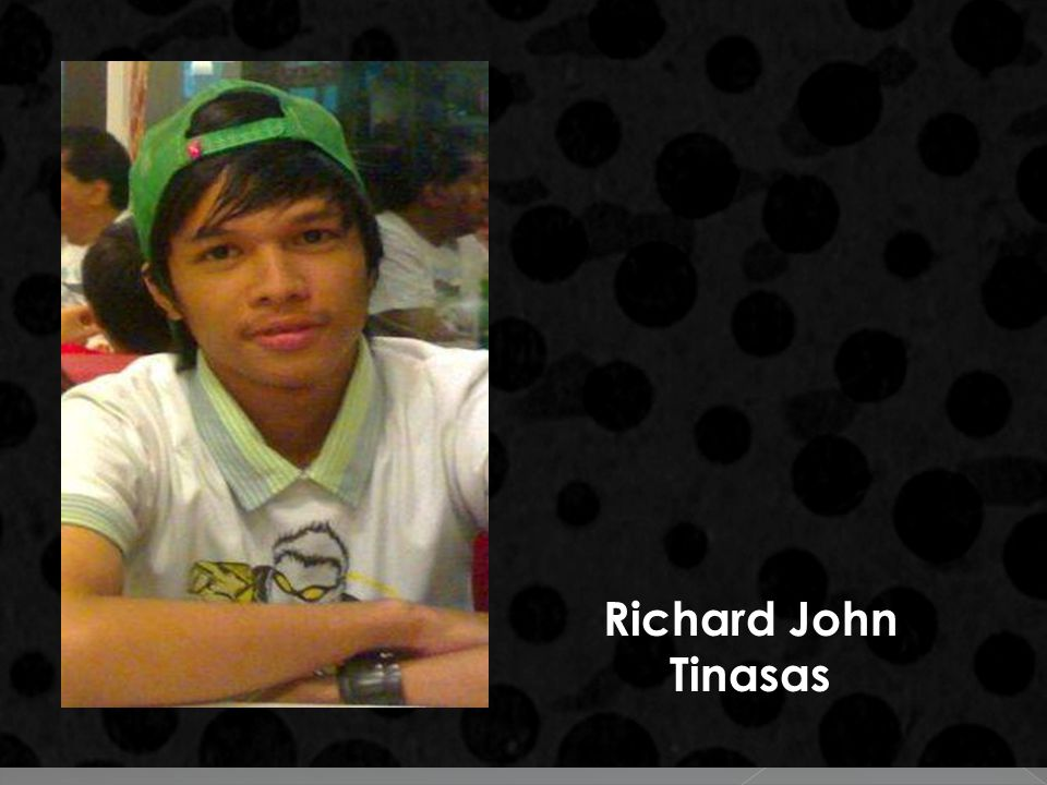 Richard John Tinasas