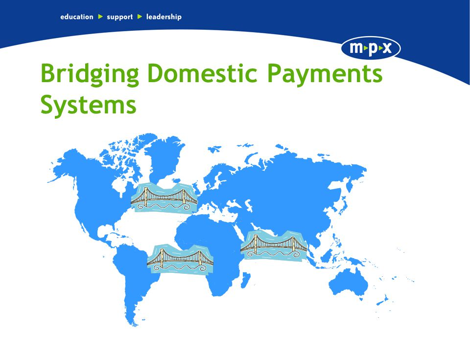 Bridging Domestic Payments Systems