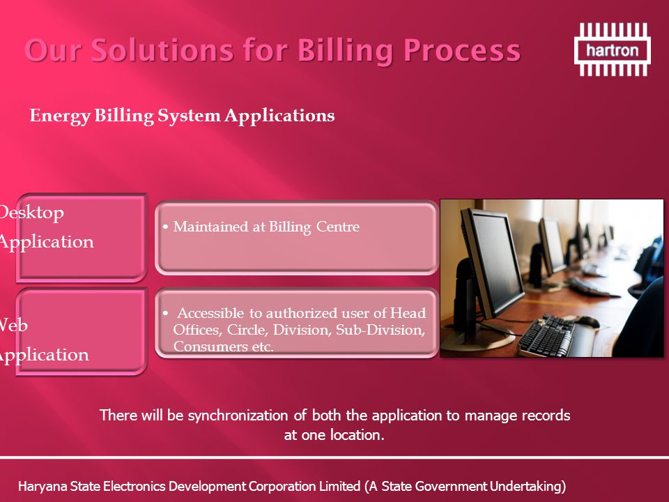 Our Solutions for Billing Process