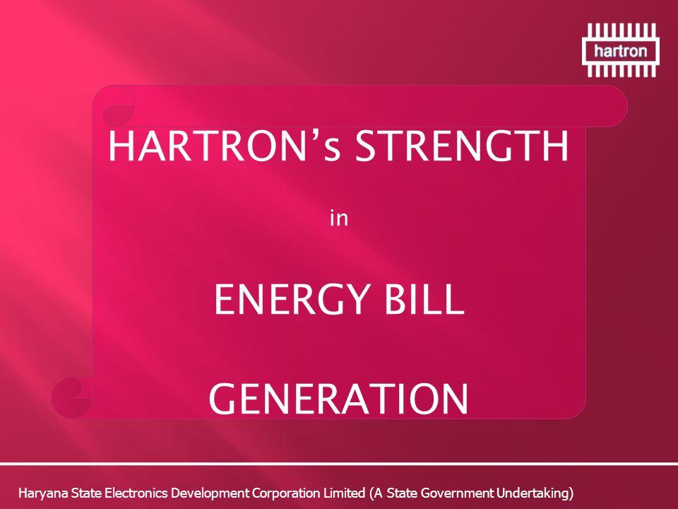 ENERGY BILL GENERATION