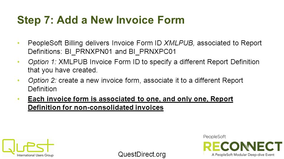 Step 7: Add a New Invoice Form