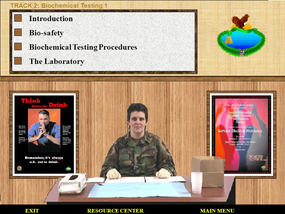 Biochemical Testing Procedures The Laboratory