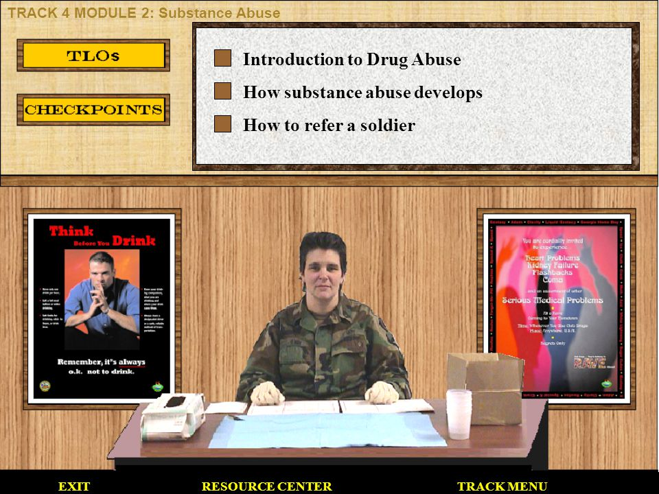 Introduction to Drug Abuse How substance abuse develops