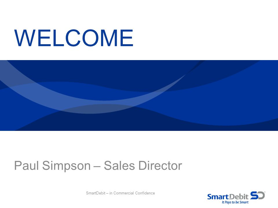 Paul Simpson – Sales Director