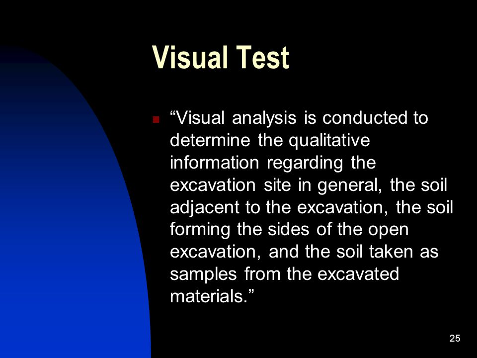 Visual Test