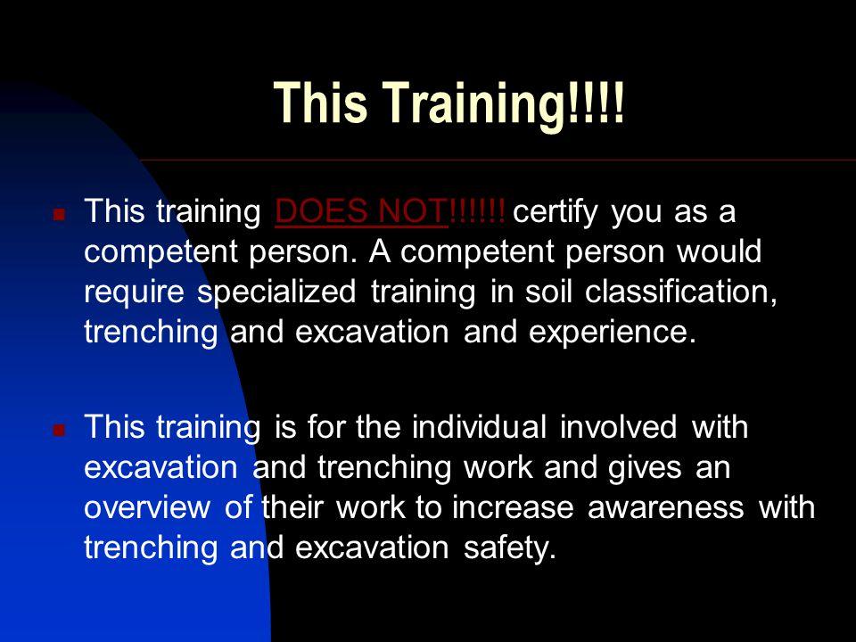 This Training!!!!
