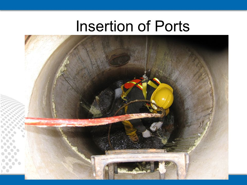 Insertion of Ports