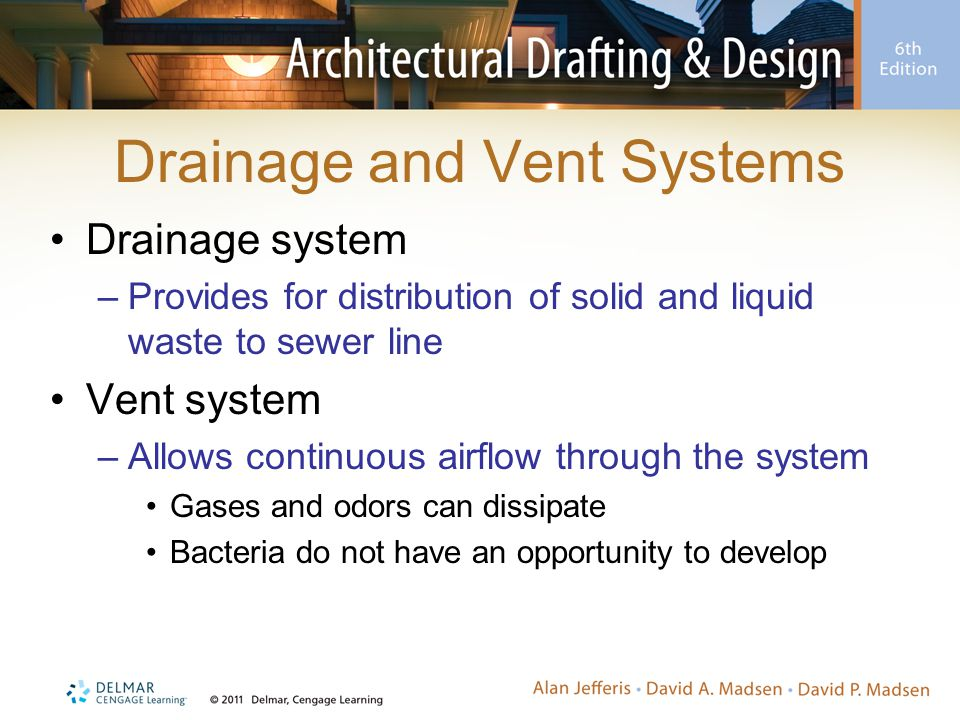 Drainage and Vent Systems