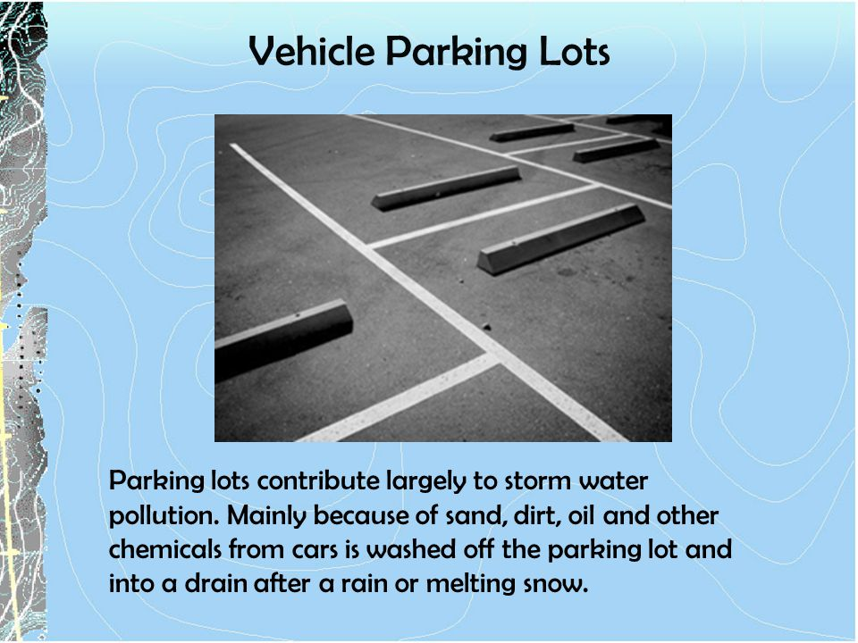 Vehicle Parking Lots