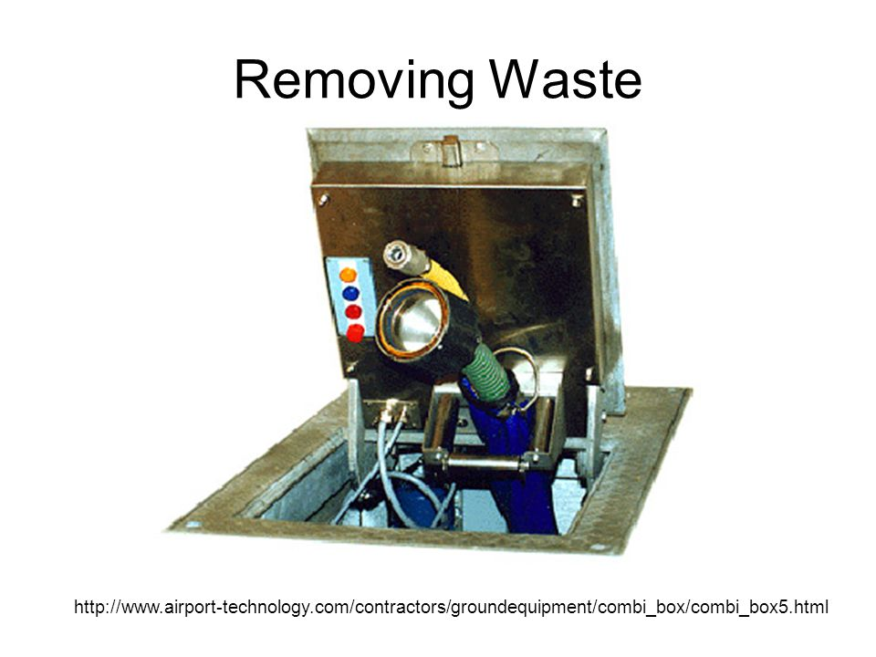 Removing Waste http://www.airport-technology.com/contractors/groundequipment/combi_box/combi_box5.html.