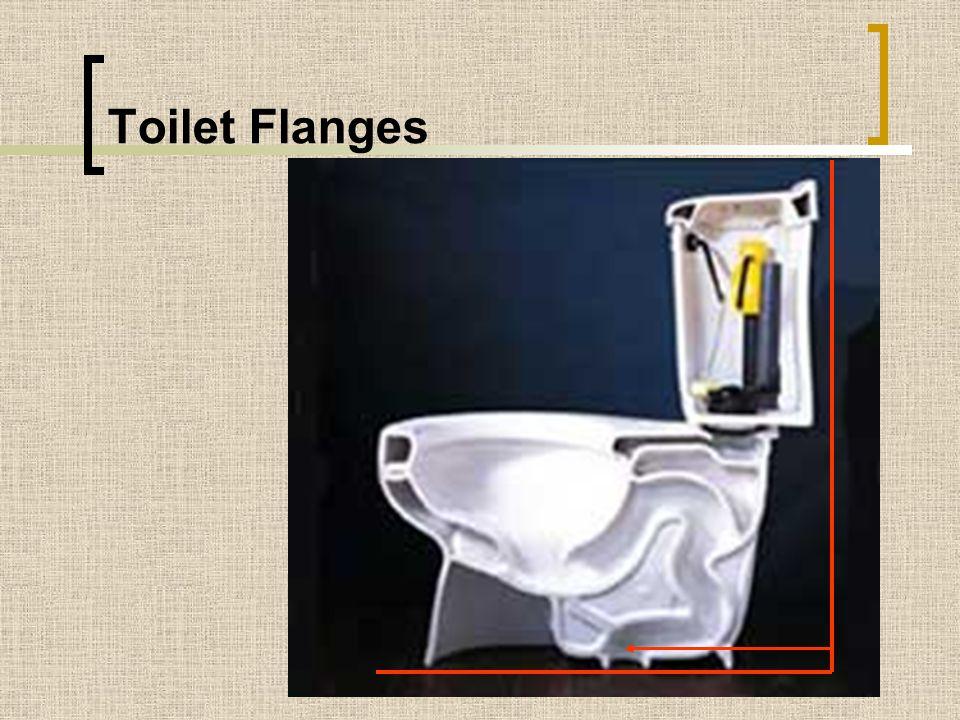 Toilet Flanges