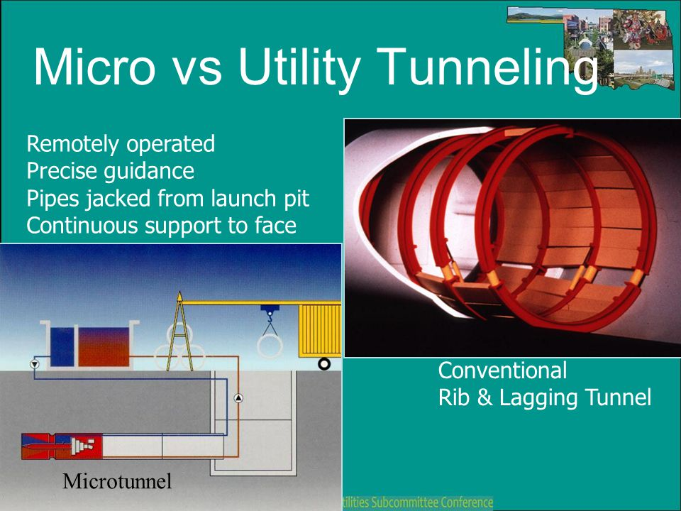 Micro vs Utility Tunneling