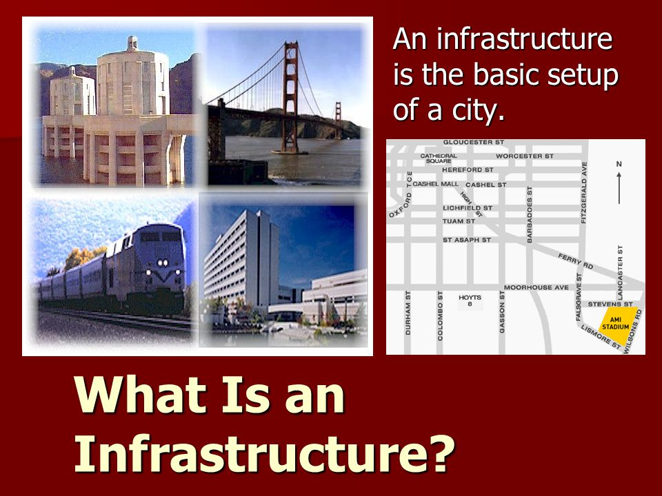 What Is an Infrastructure