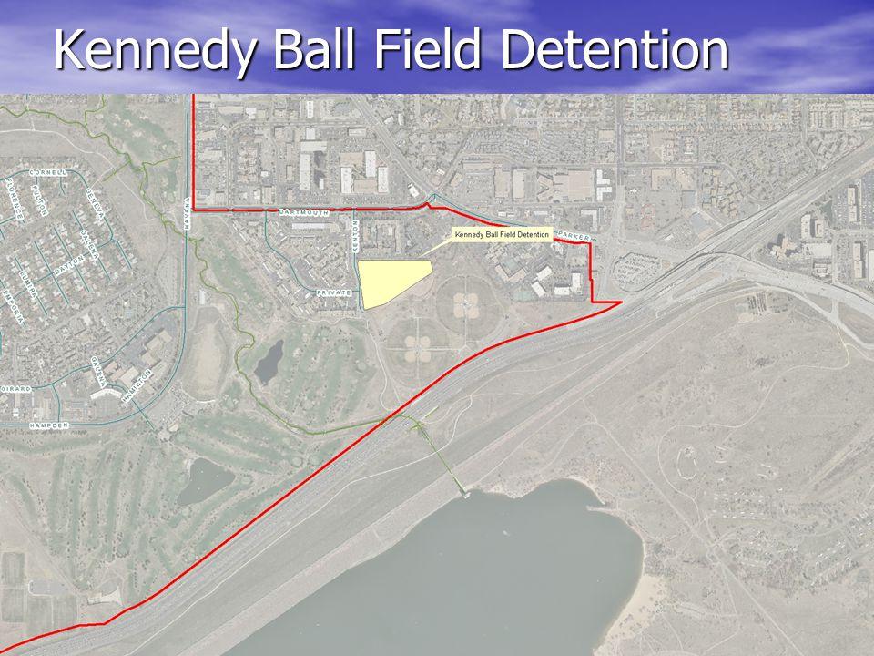 Kennedy Ball Field Detention