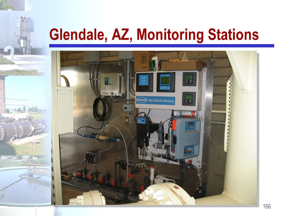 Glendale, AZ, Monitoring Stations