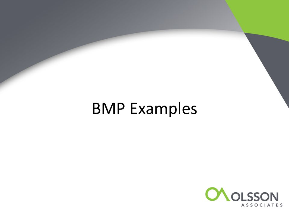 BMP Examples