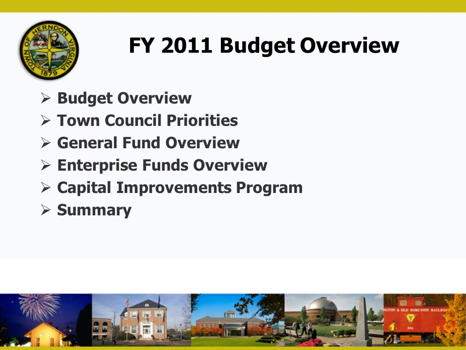 PowerPoint for Town Council Presentations