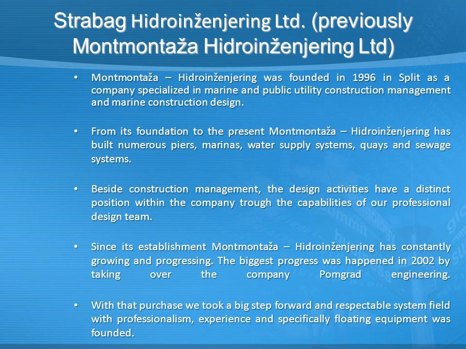 Strabag Hidroinženjering Ltd
