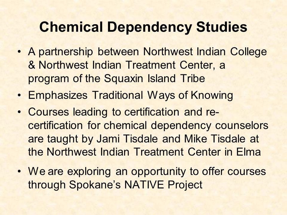Chemical Dependency Studies