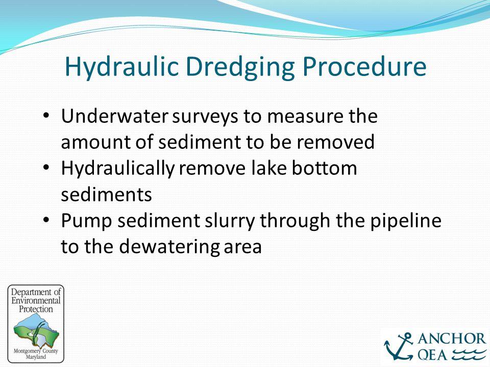 Hydraulic Dredging Procedure