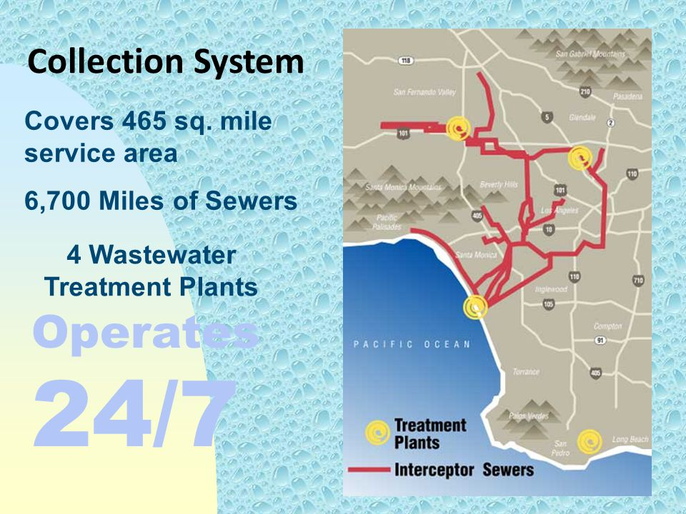 4 Wastewater Treatment Plants
