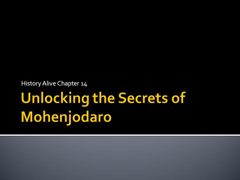 Unlocking the Secrets of Mohenjodaro